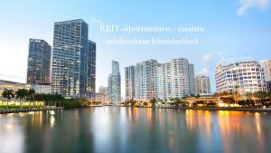REIT-sijoittaminen - tasaista osinkovirtaa kiinteistöistä